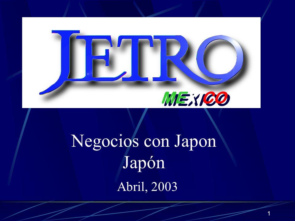 Negocios con Japon Japón