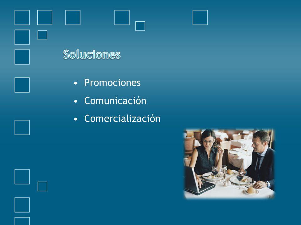Soluciones Promociones Comunicación Comercialización