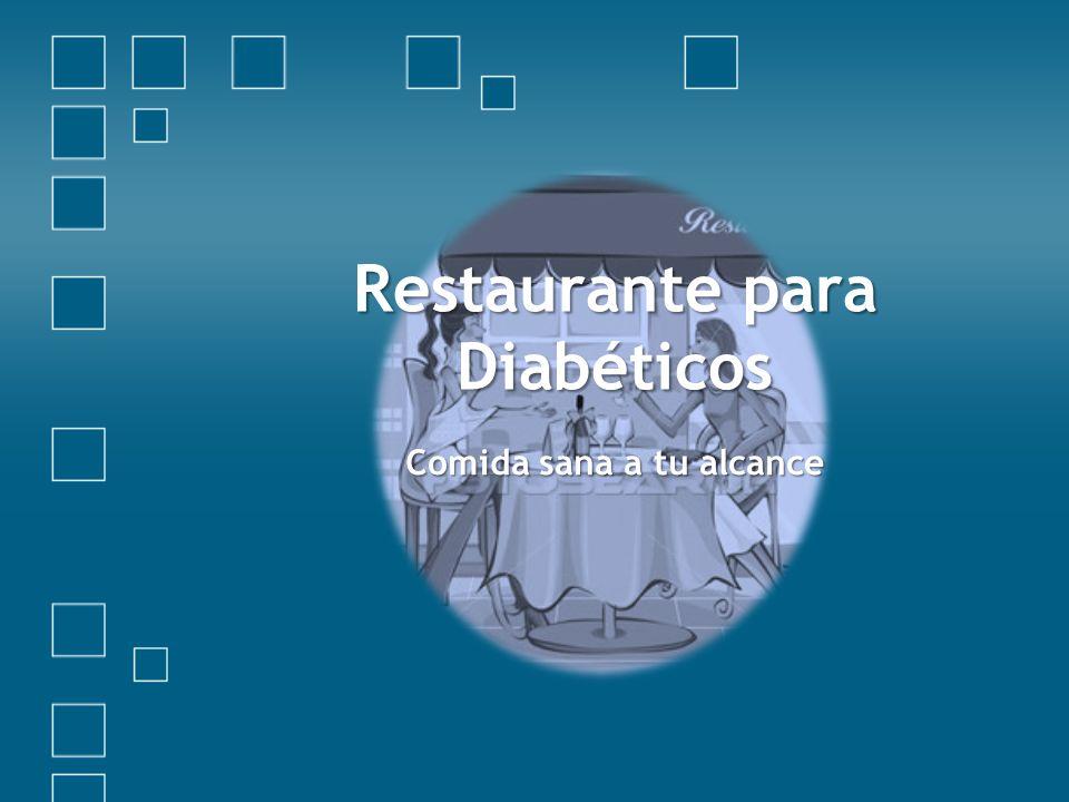 Restaurante para Diabéticos