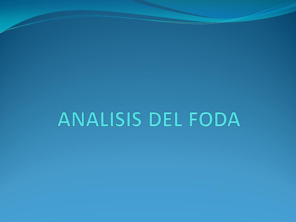 ANALISIS DEL FODA