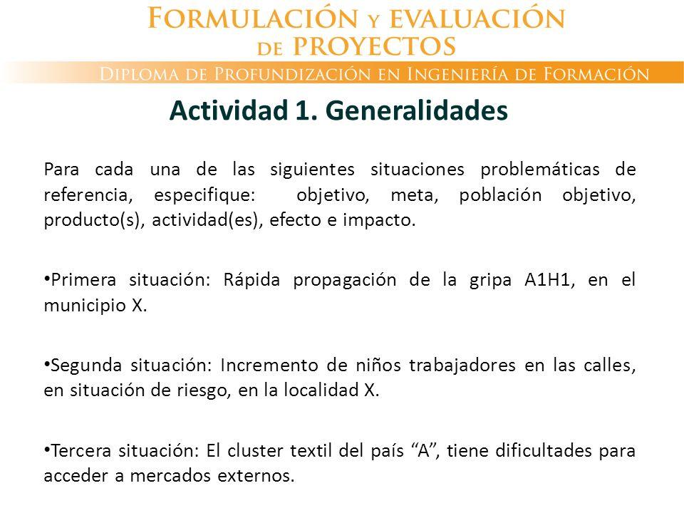Actividad 1. Generalidades