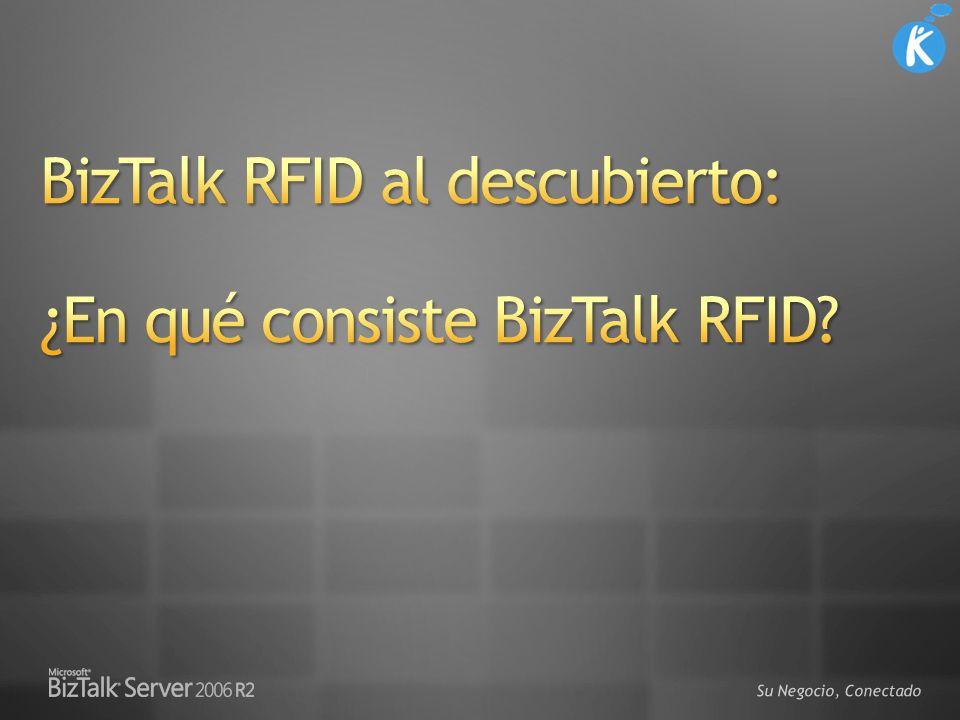 BizTalk RFID al descubierto: ¿En qué consiste BizTalk RFID