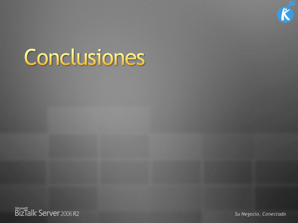 3/29/2017 5:22 PM Conclusiones. © 2003-2005 Microsoft Corporation. All rights reserved.