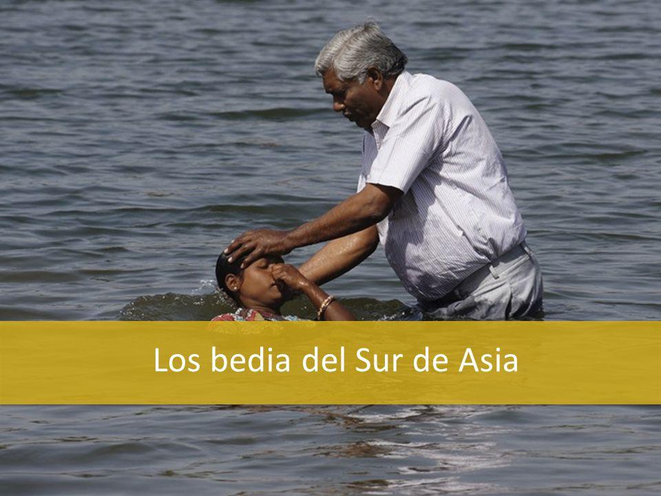 Los bedia del Sur de Asia