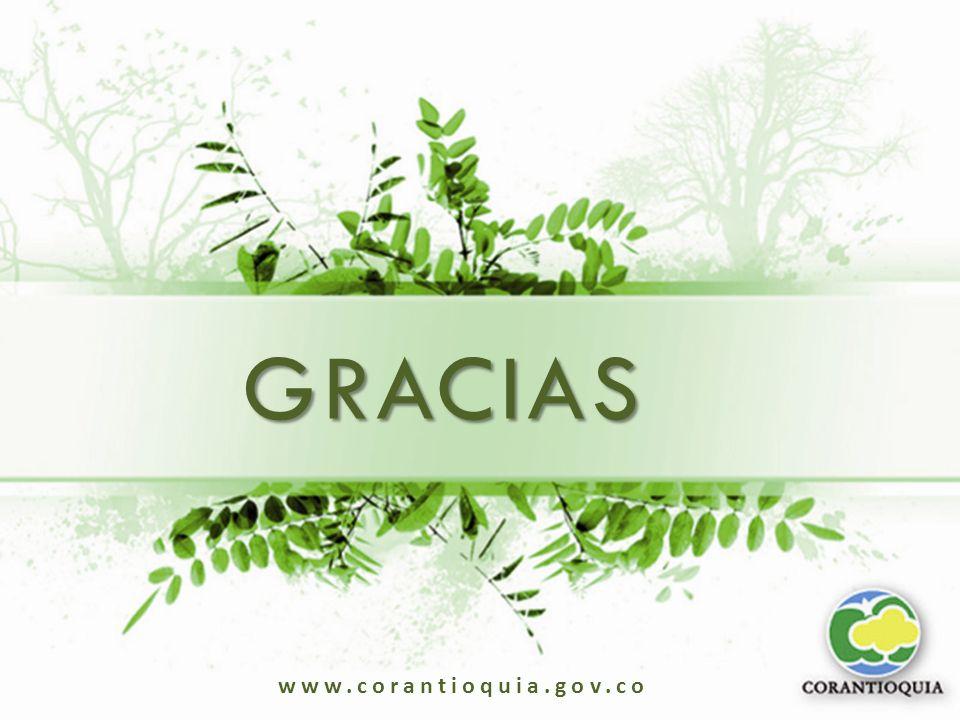 GRACIAS www.corantioquia.gov.co