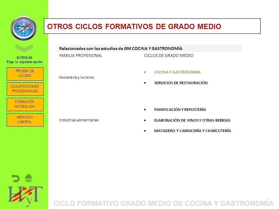 ORIENTACIÓN PROFESIONAL: ITINERARIOS FORMATIVOS