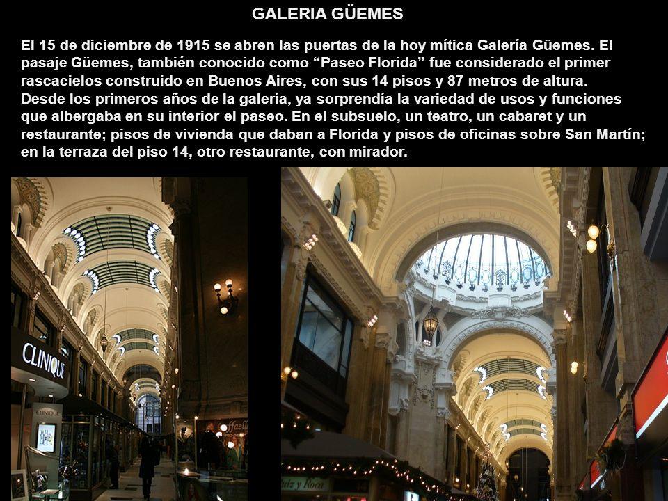GALERIA GÜEMES