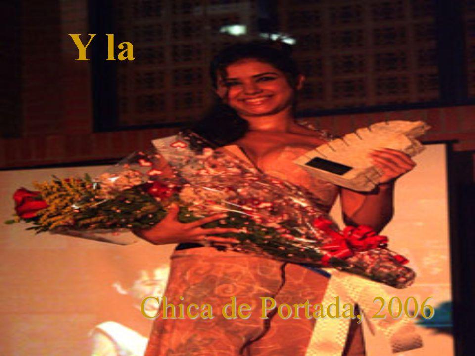 Y la Chica de Portada, 2006