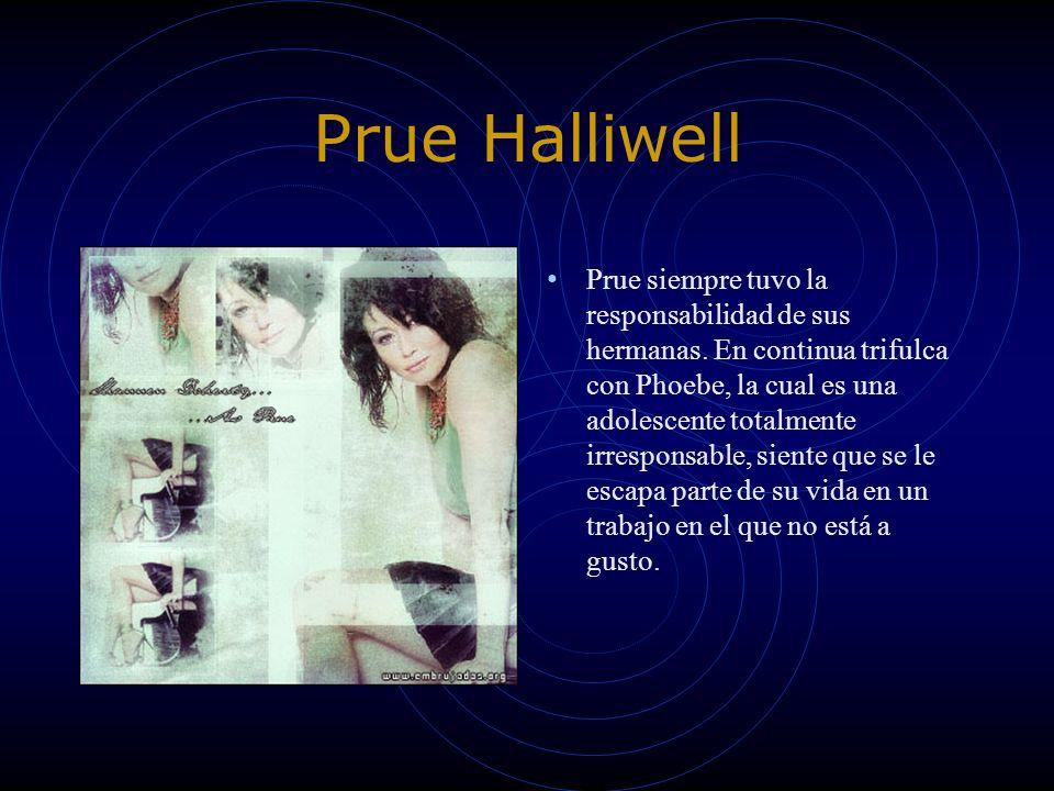 Prue Halliwell
