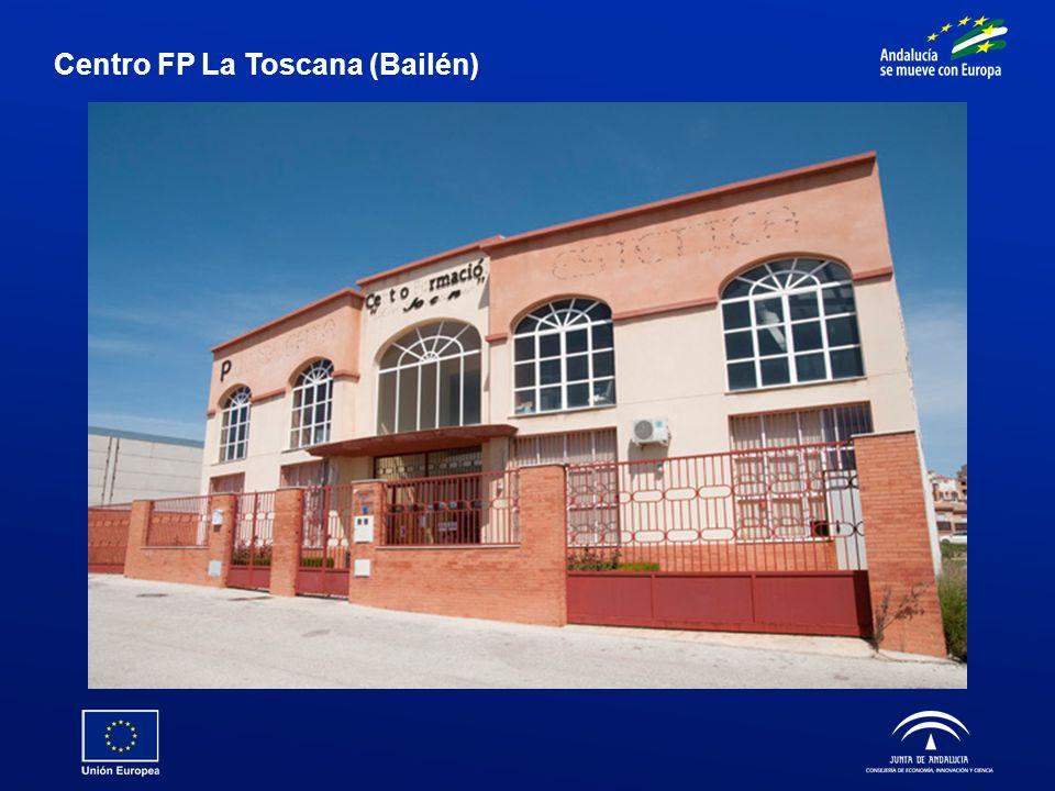 Centro FP La Toscana (Bailén)