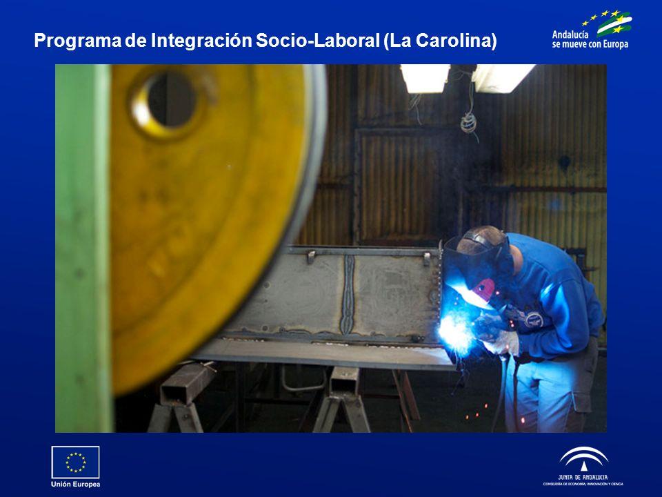 Programa de Integración Socio-Laboral (La Carolina)