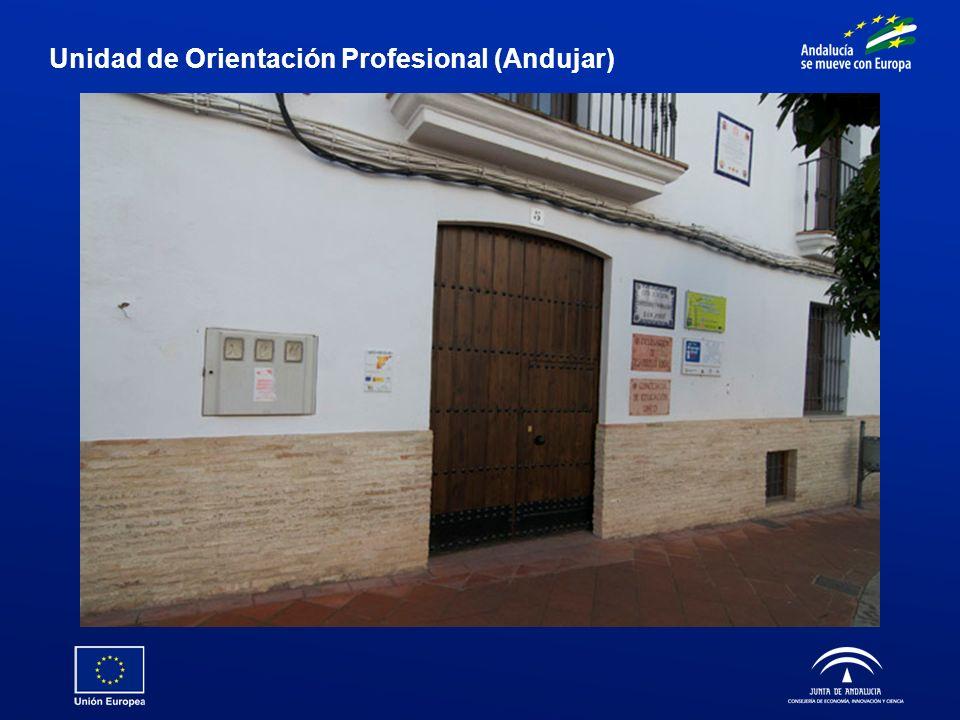 Unidad de Orientación Profesional (Andujar)