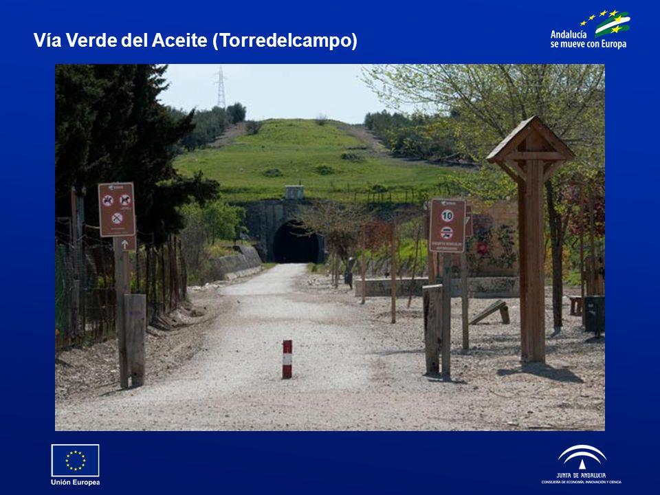 Vía Verde del Aceite (Torredelcampo)