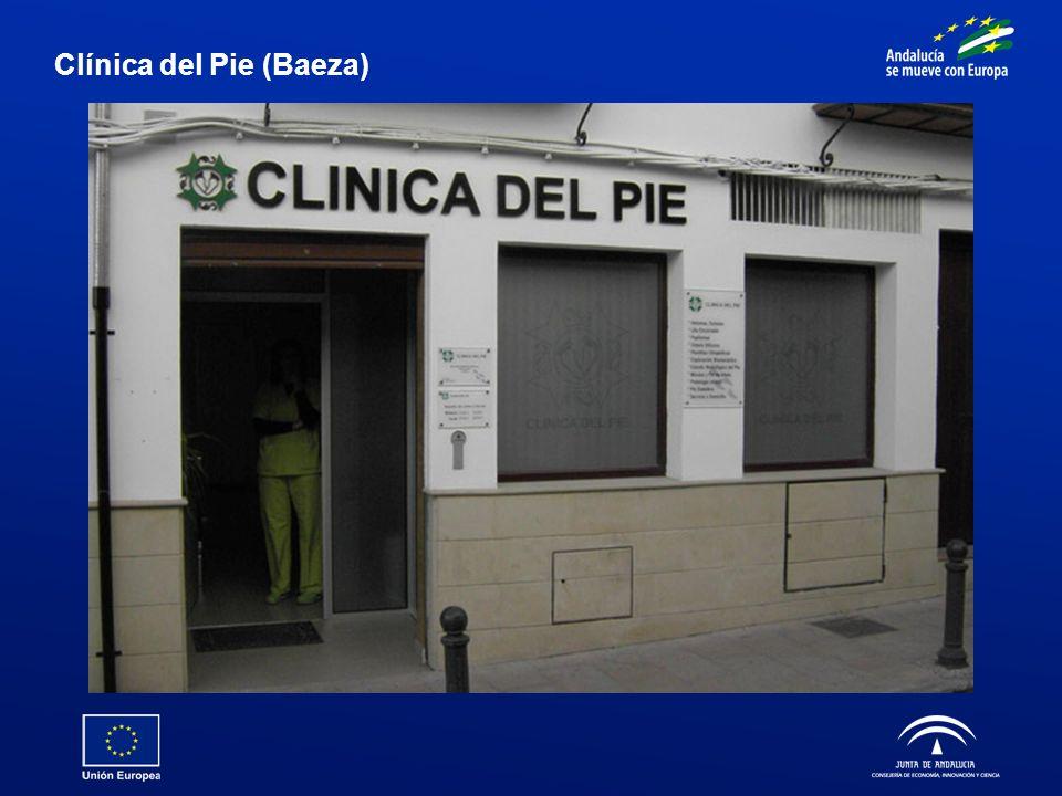 Clínica del Pie (Baeza)