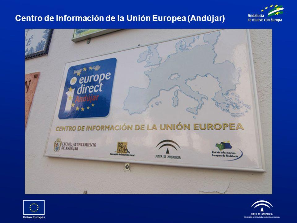 Centro de Información de la Unión Europea (Andújar)