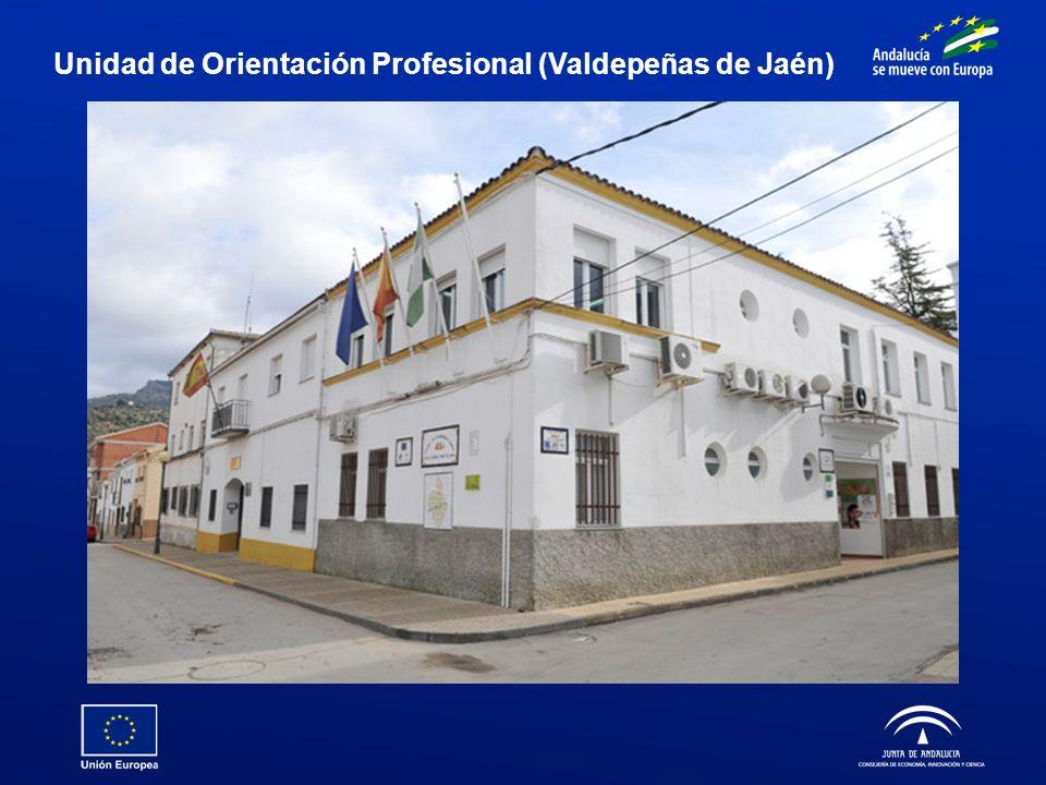 Unidad de Orientación Profesional (Valdepeñas de Jaén)