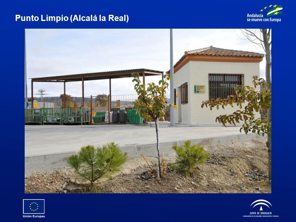 Punto Limpio (Alcalá la Real)