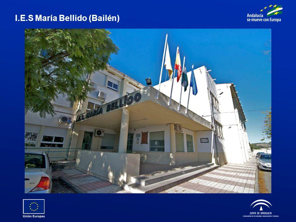 I.E.S María Bellido (Bailén)