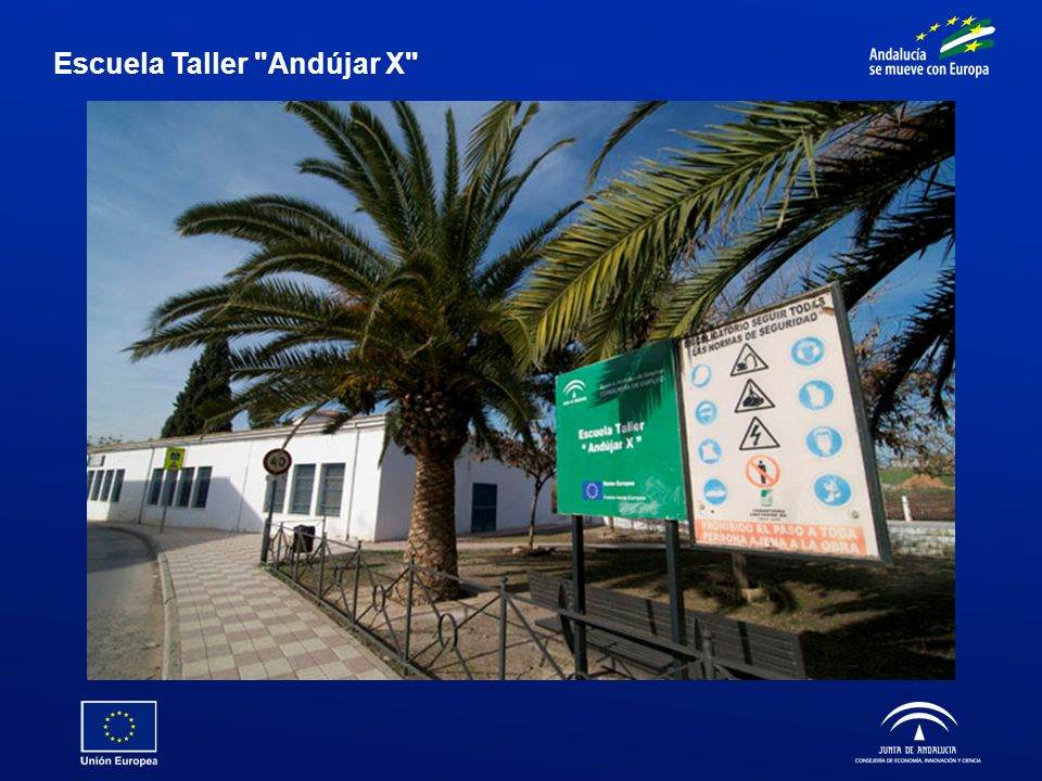 Escuela Taller Andújar X