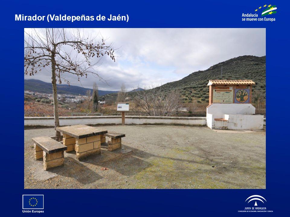 Mirador (Valdepeñas de Jaén)