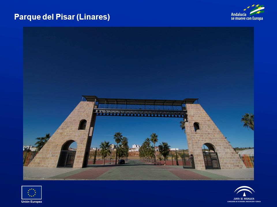 Parque del Pisar (Linares)