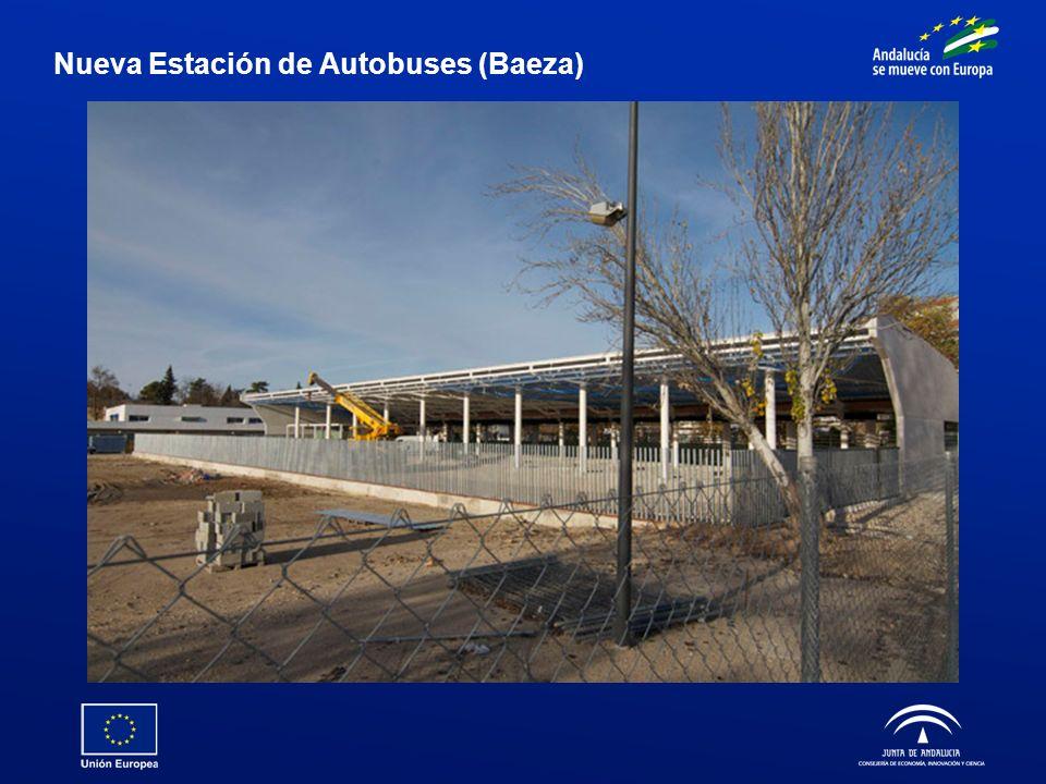 Nueva Estación de Autobuses (Baeza)
