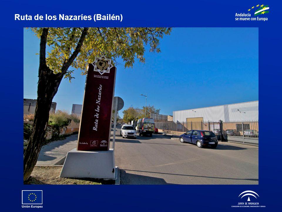 Ruta de los Nazaríes (Bailén)