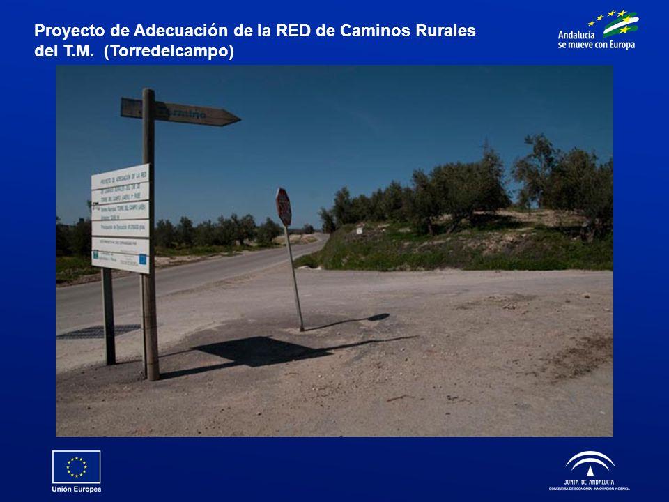Proyecto de Adecuación de la RED de Caminos Rurales del T. M