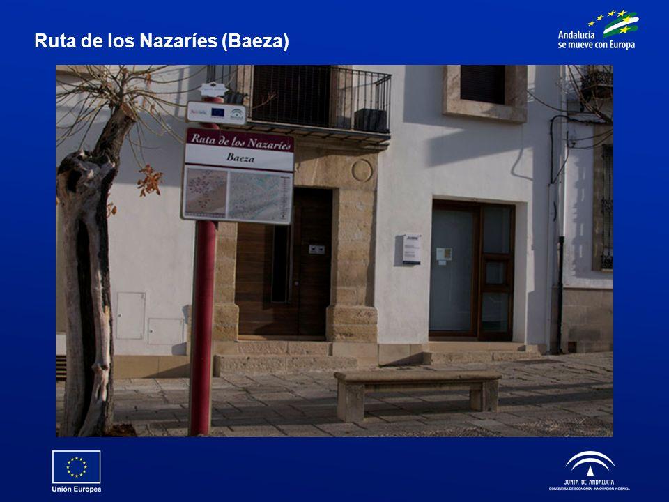 Ruta de los Nazaríes (Baeza)