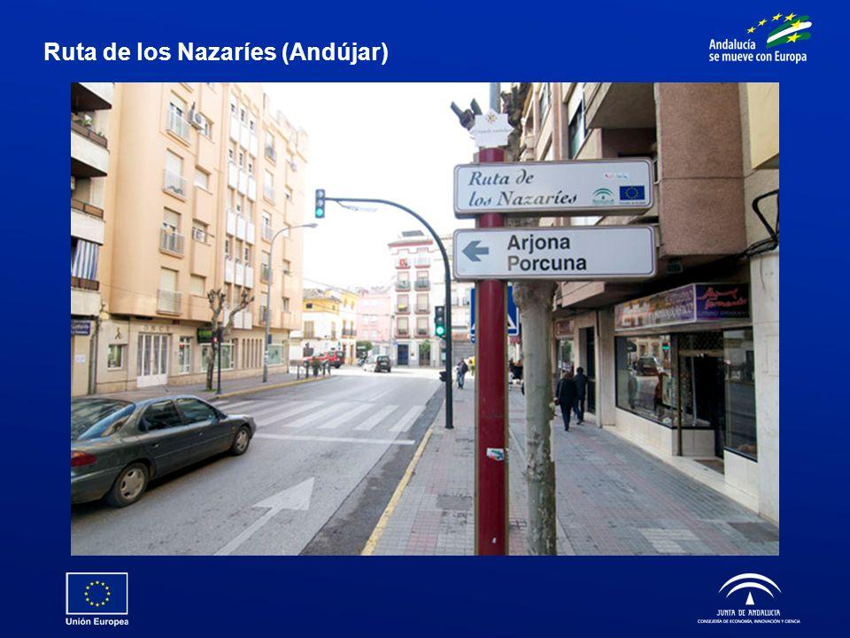 Ruta de los Nazaríes (Andújar)