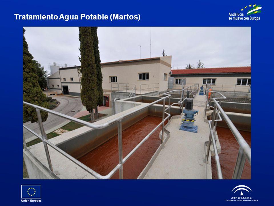 Tratamiento Agua Potable (Martos)