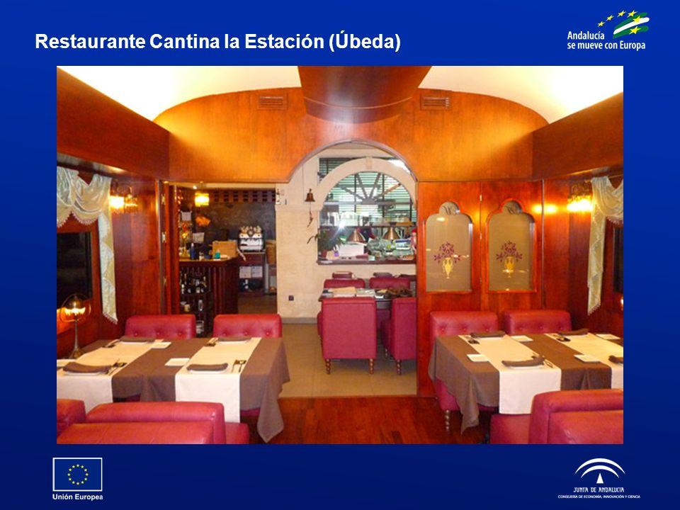 Restaurante Cantina la Estación (Úbeda)