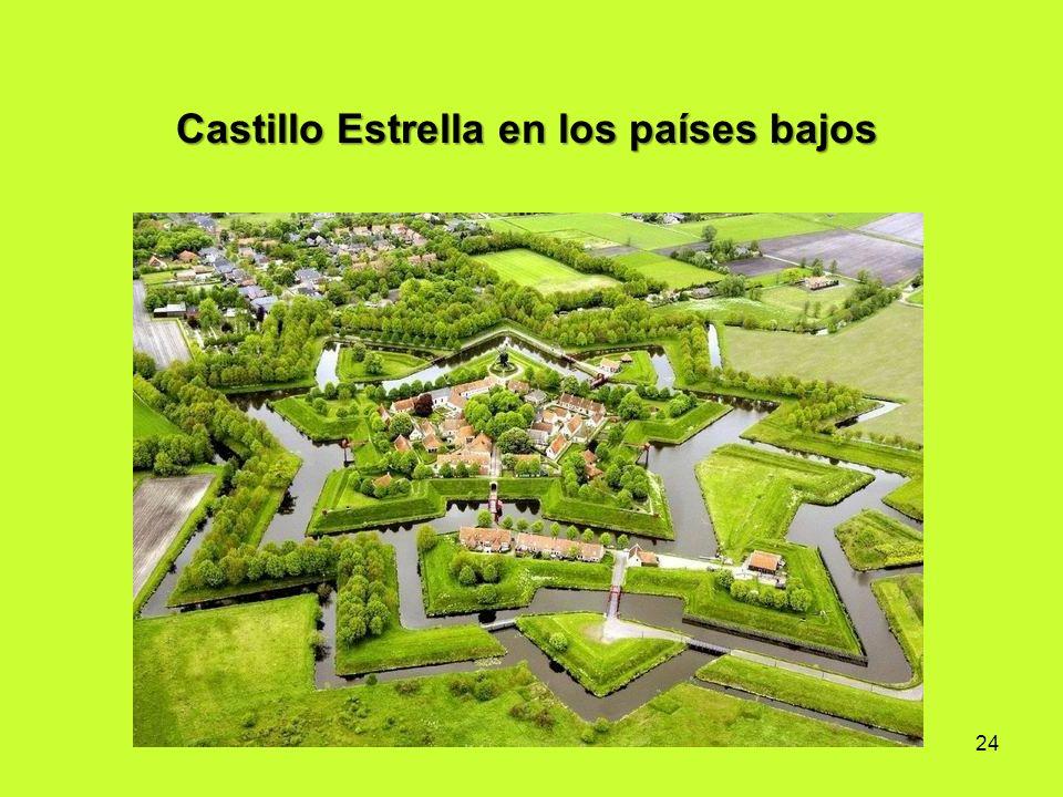 Castillo Estrella en los países bajos