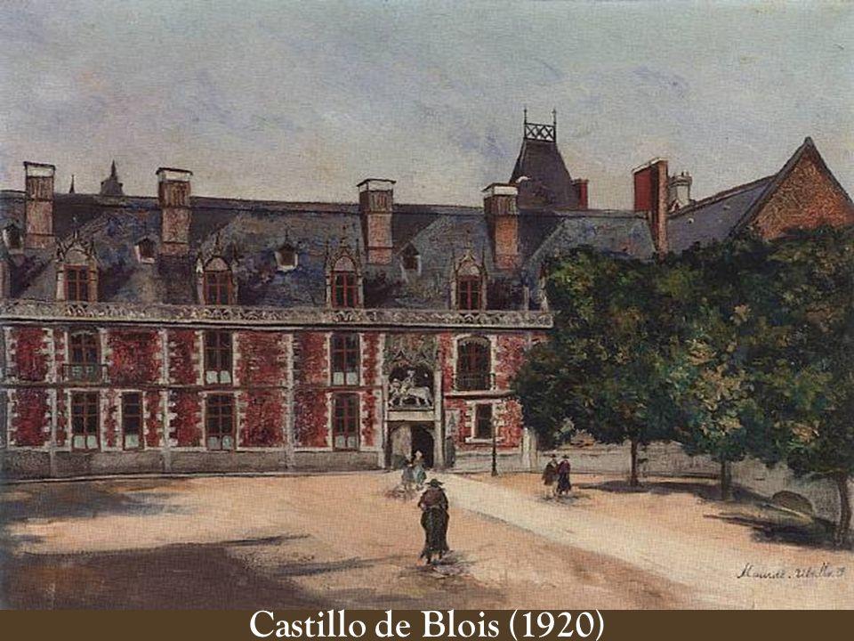 Castillo de Blois (1920)