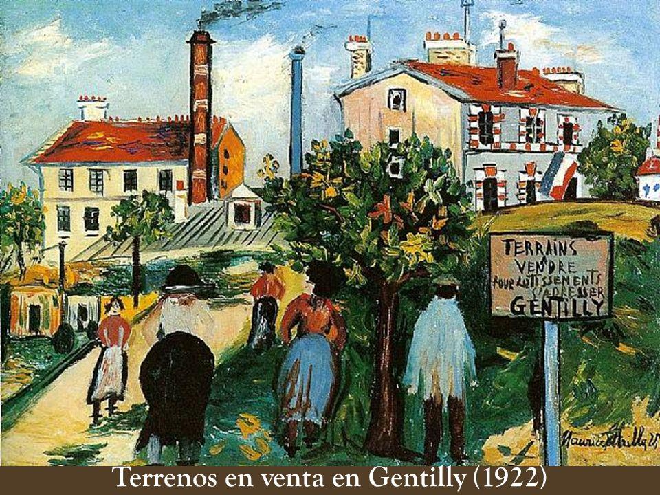 Terrenos en venta en Gentilly (1922)