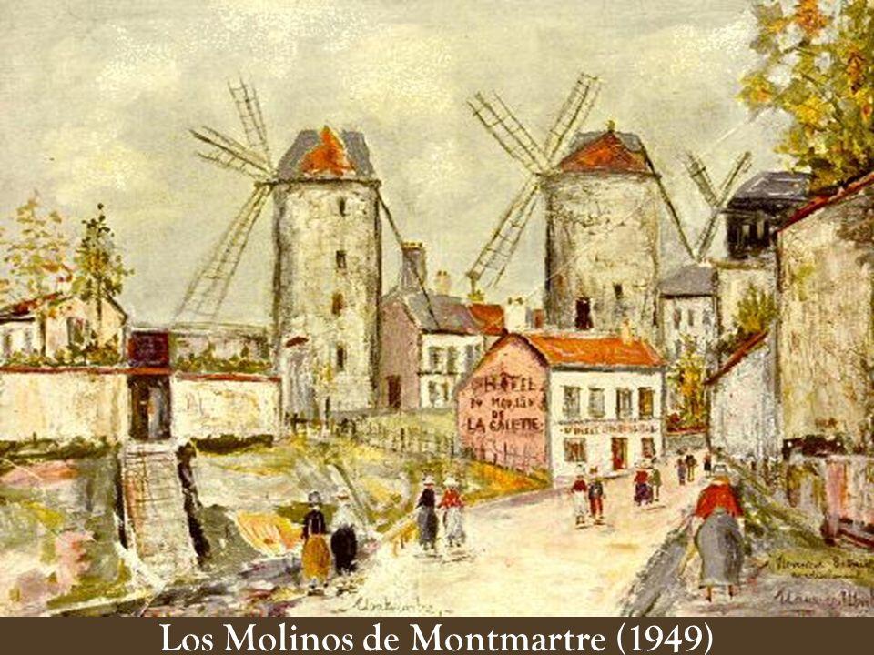 Los Molinos de Montmartre (1949)