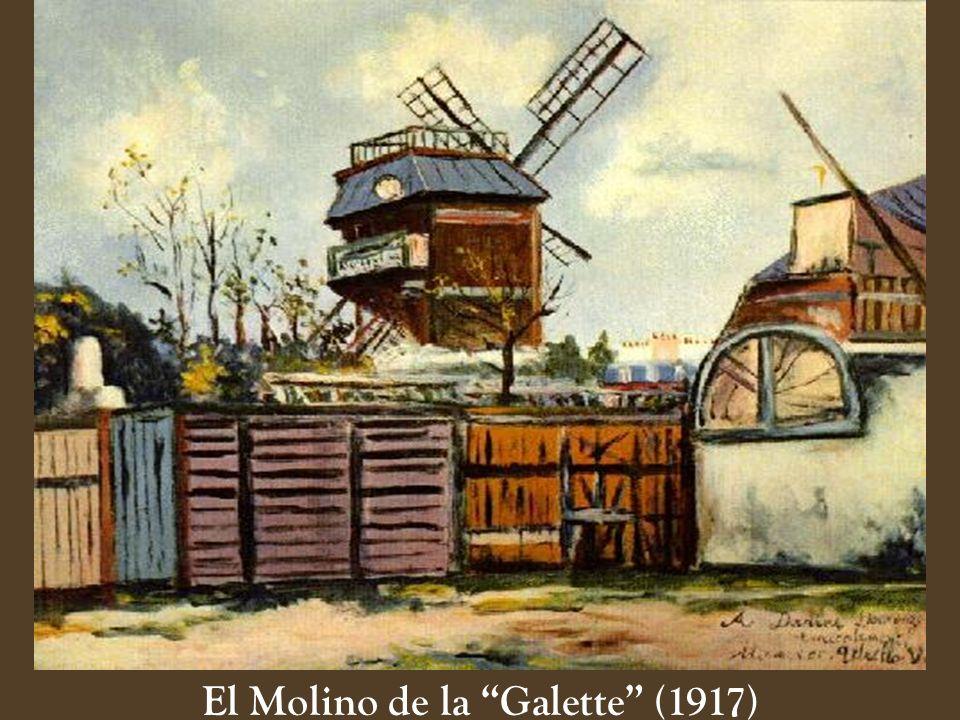 El Molino de la Galette (1917)