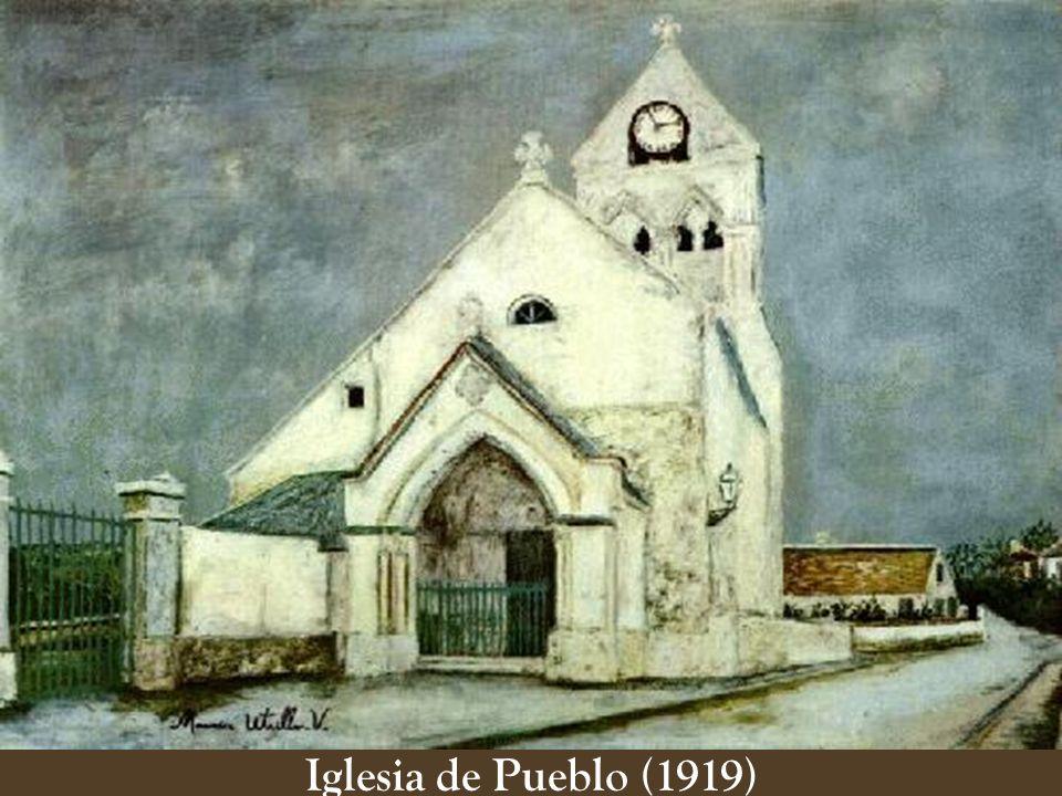 Iglesia de Pueblo (1919)