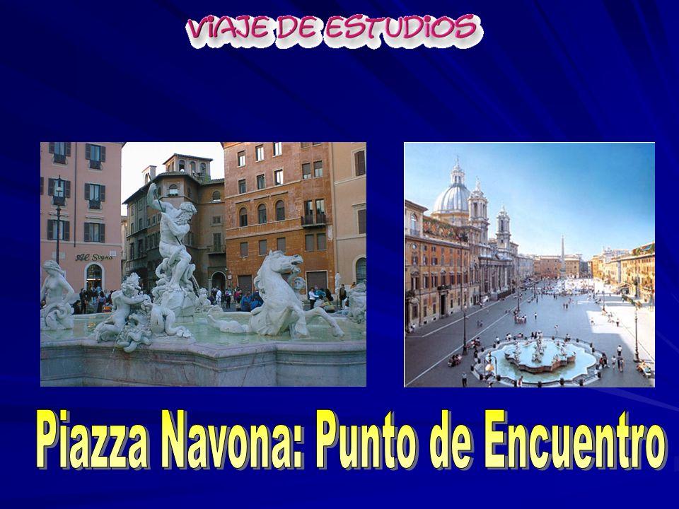 Piazza Navona: Punto de Encuentro