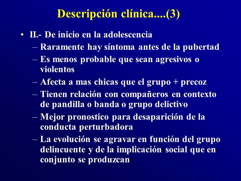 Descripción clínica....(3)