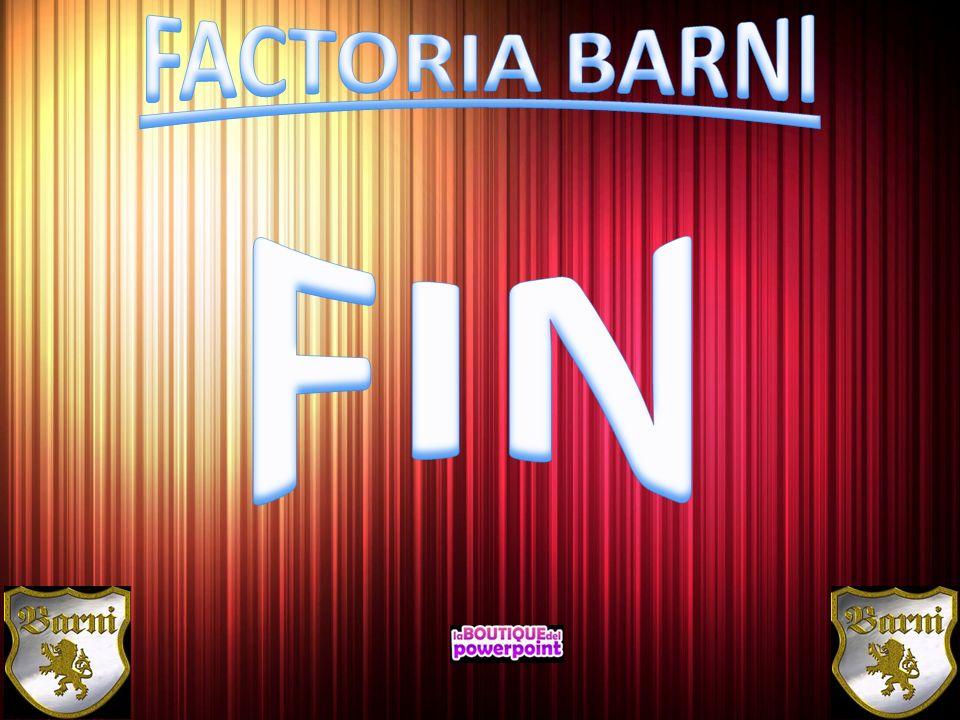 FACTORIA BARNI FIN