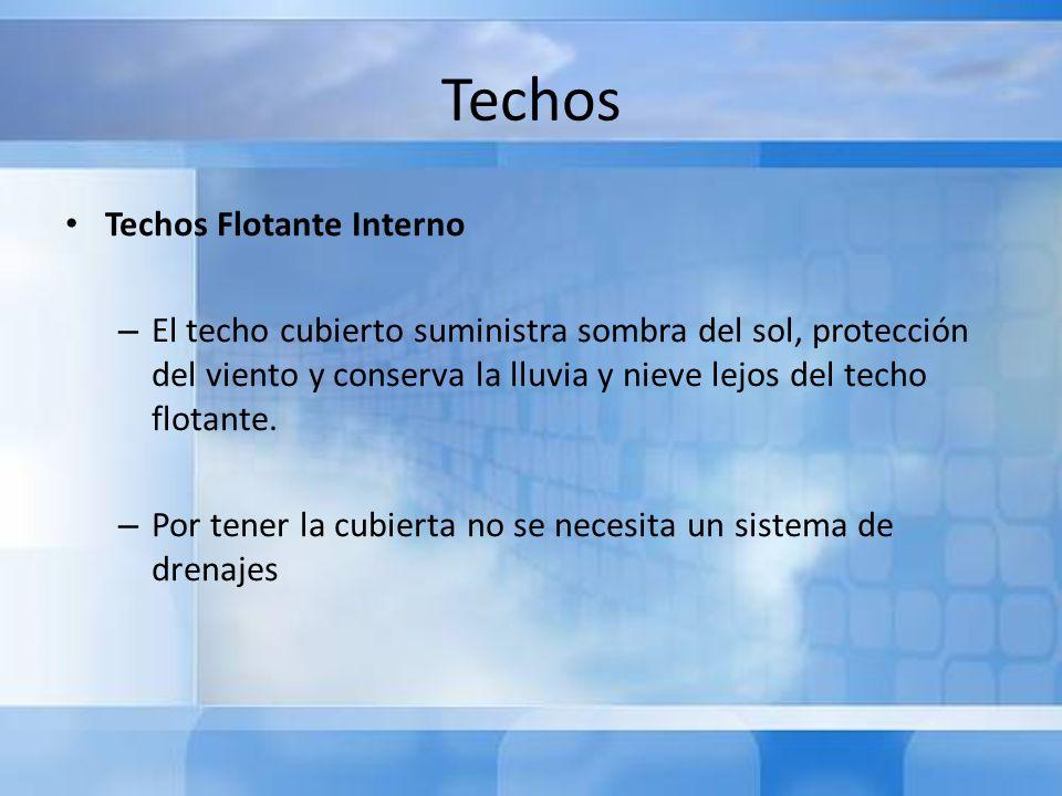 Techos Techos Flotante Interno