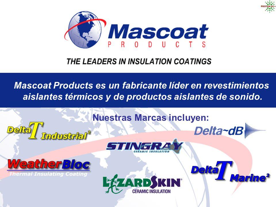 Mascoat Products es un fabricante líder en revestimientos