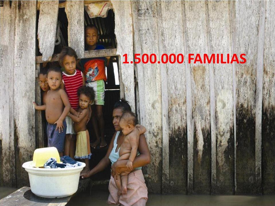 1.500.000 FAMILIAS