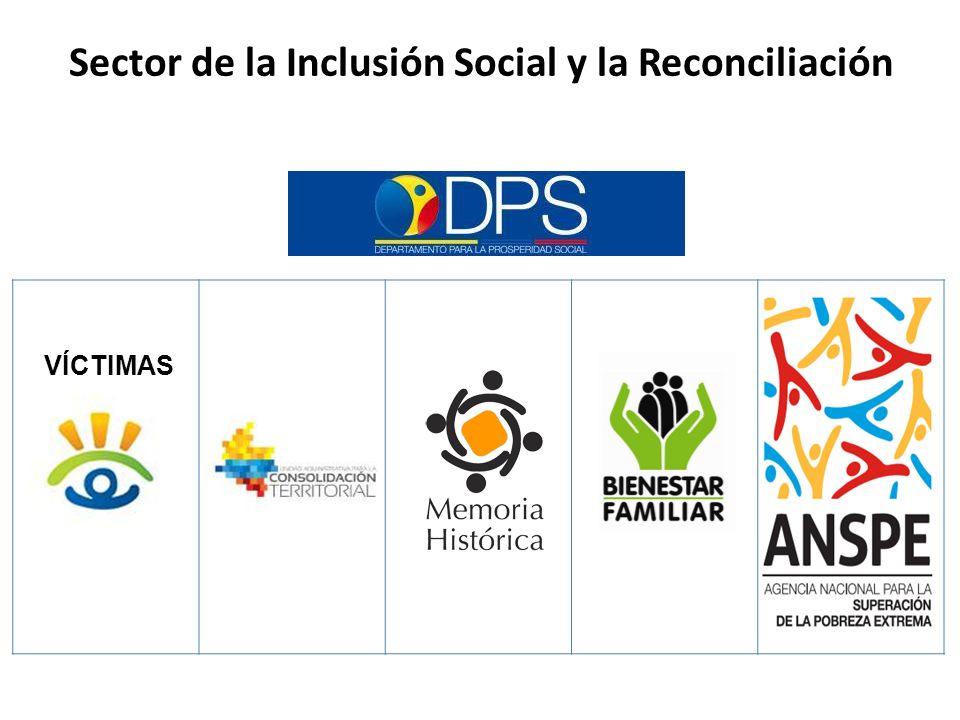 Sector de la Inclusión Social y la Reconciliación