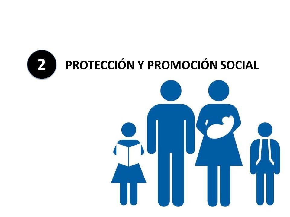 2 PROTECCIÓN Y PROMOCIÓN SOCIAL