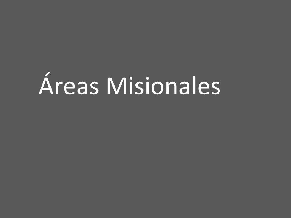 Áreas Misionales