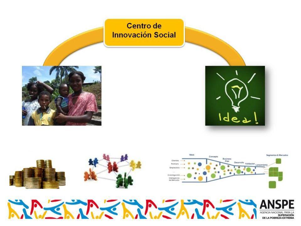 Concebimos al Centro de Innovación Social como un puente que facilita la conexión entre las poblaciones con sus necesidades y los agentes que tienen las soluciones (sector privado, tercer sector e incluso las mismas comunidades)