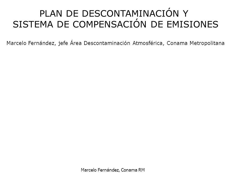 PLAN DE DESCONTAMINACIÓN Y SISTEMA DE COMPENSACIÓN DE EMISIONES