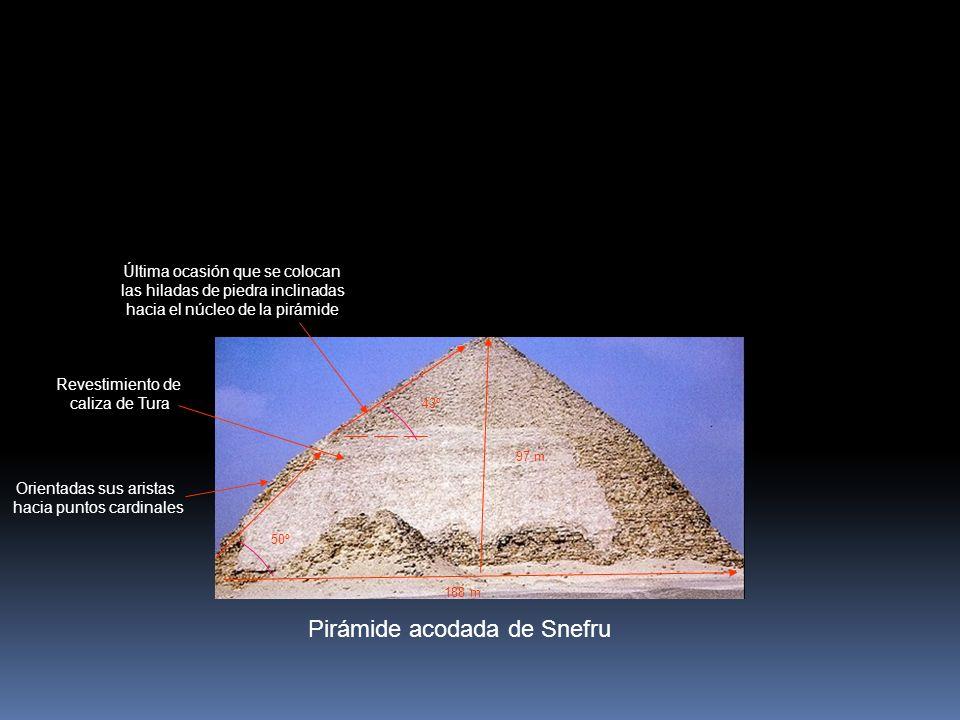 Pirámide acodada de Snefru